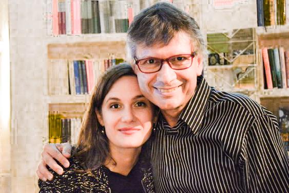 Barbara Rieger, Alain Barbero, Melange der Poesie