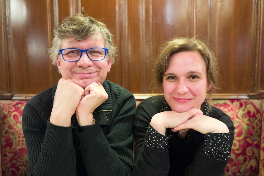 Blog Entropy, Barbara Rieger, Alain Barbero, Café Sperl, Cafés Viennois, Kaffeehaus, Wien, Vienne
