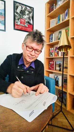Barbara Rieger, Alain Barbero, Kinder der Poesie