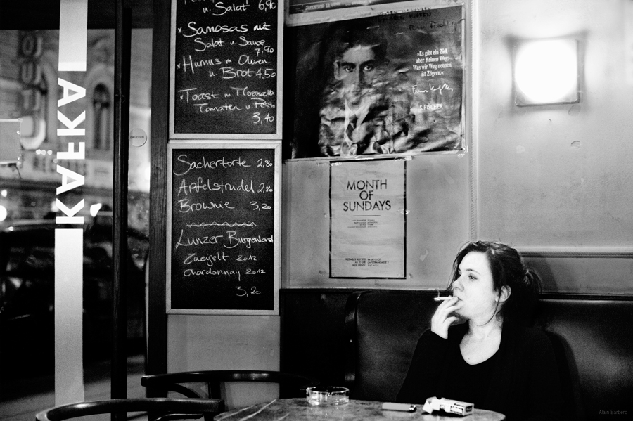 Blog, Wien, Vienne, Café Entropy, Kaffeehaus, Café Kafka, Cafés viennois, Barbara Rieger, Alain Barbero