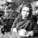 Blog Entropy, Barbara Rieger, Alain Barbero, Nastja, Cafe Botanika, Saint-Pétersbourg, Sankt Petersburg