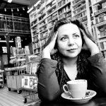 Blog Entropy, Barbara Rieger, Alain Barbero, Juliana Kaminskaja, Café Podpisnye Isdanija, Saint-Pétersbourg, Sankt Petersburg