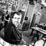Blog Entropy, Barbara Rieger, Alain Barbero, Peter Bosch, Café Steinbock, Kaffeehaus, Wien, Vienne