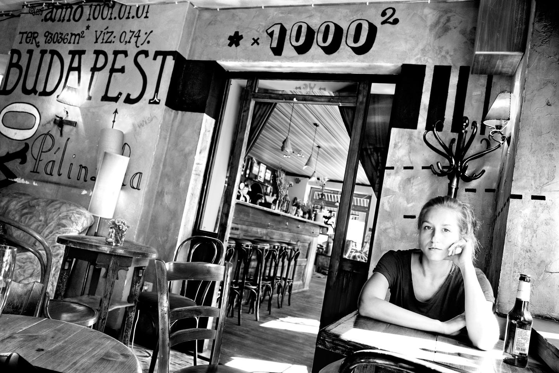 Blog Entropy, Safiye Can, Alain Barbero, Barbara Rieger, Heimathafen, Café, Offenbach am Main