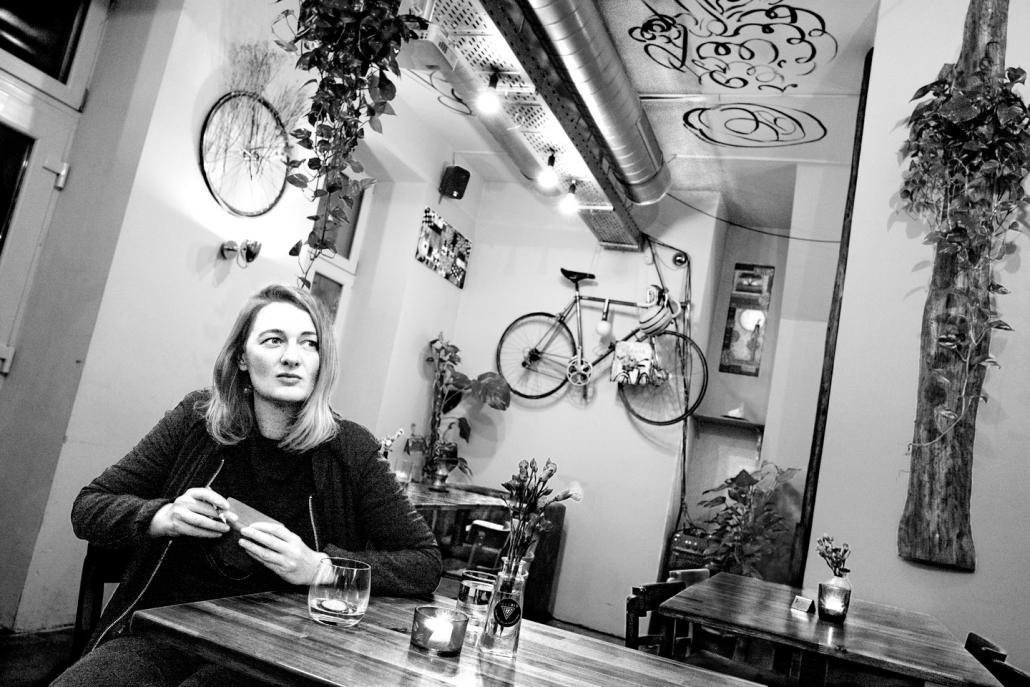 Blog Entropy, Petra Sturm, Alain Barbero, Barbara Rieger, Velobis, Café, Kaffeehaus, Wien, Vienne