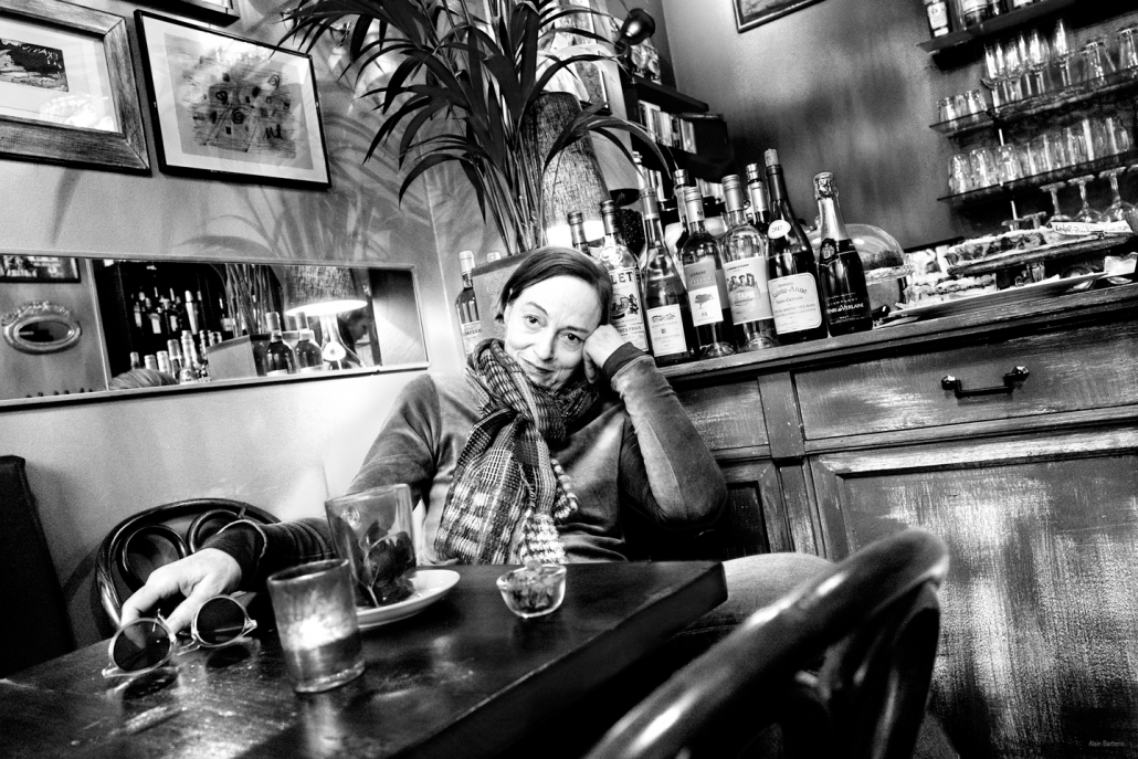Blog Entropy, Barbara Rieger, Alain Barbero, Johanna Hansen, Petit Rouge, Café, Bistrot, Düsseldorf
