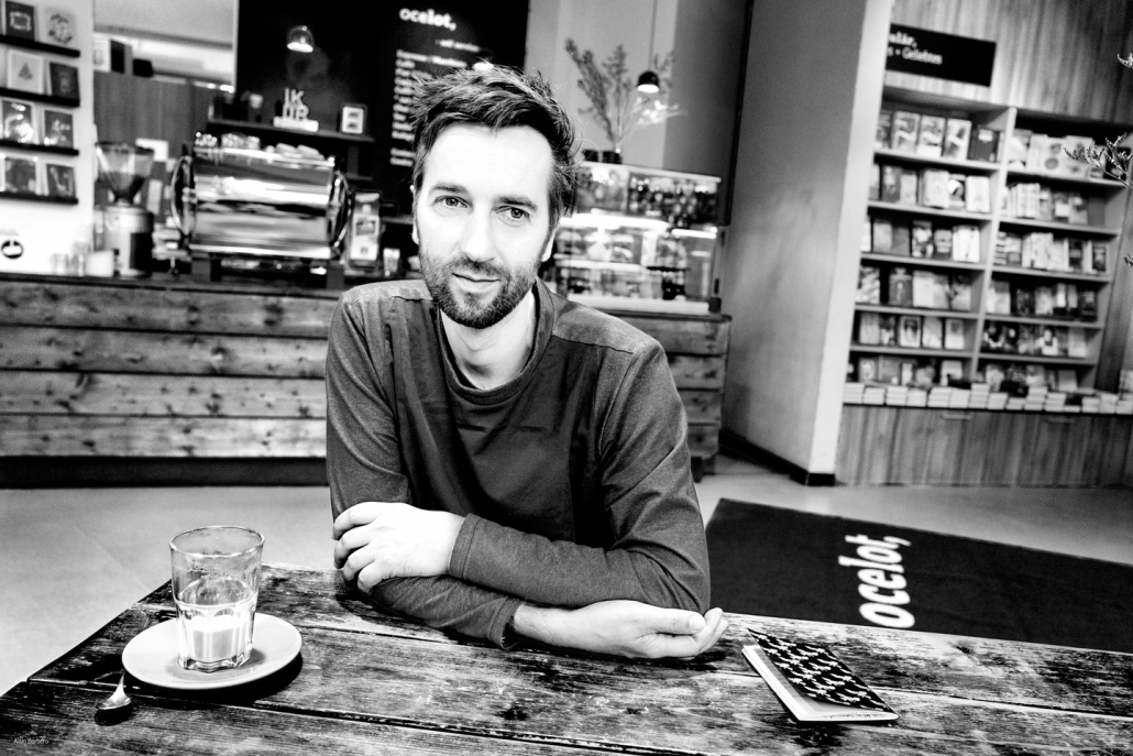 Blog Entropy, Barbara Rieger, Alain Barbero, Adrian Kasnitz, Traumathek, Café, Bistrot, Köln