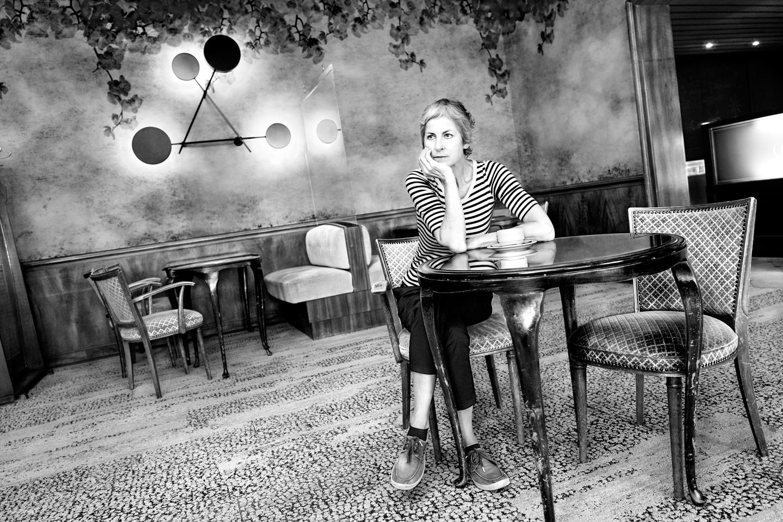 Blog Entropy, Barbara Rieger, Alain Barbero, Daniela Gerlach, Café Strickmann, Café, Kaffeehaus, Dortmund