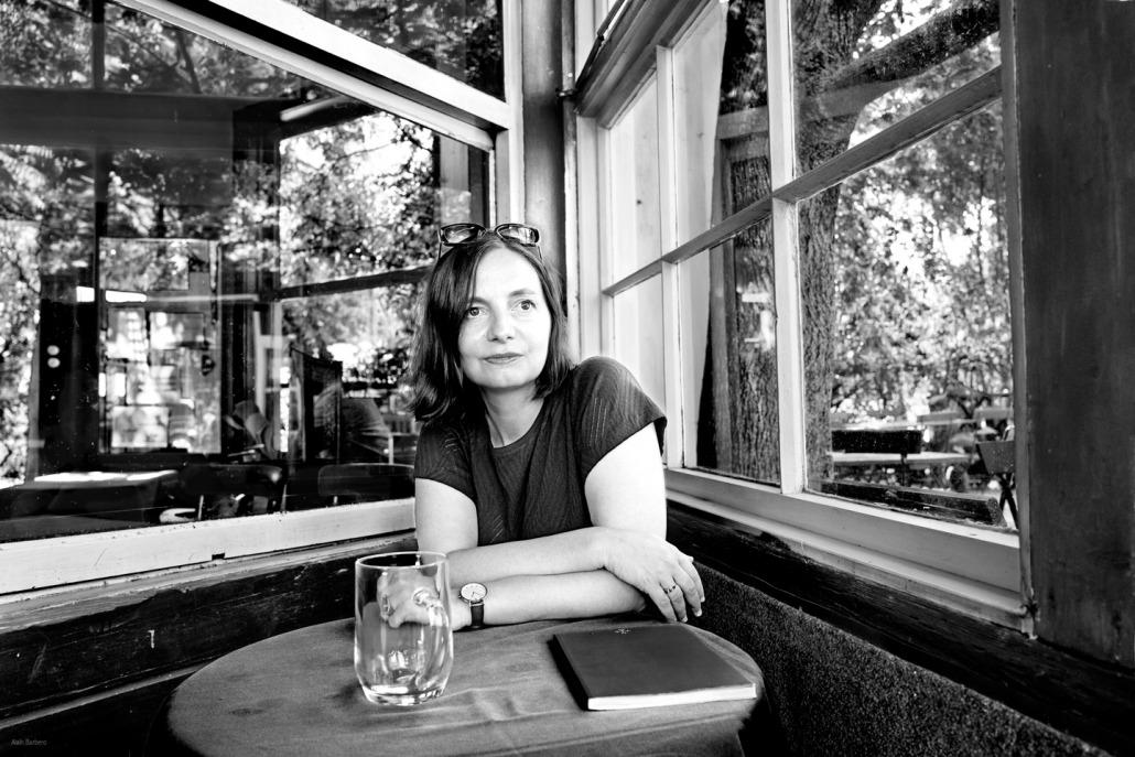 Blog Entropy, Barbara Rieger, Alain Barbero, Alexandra Turek, Salettl Pavillon, Café, Kaffeehaus, Wien