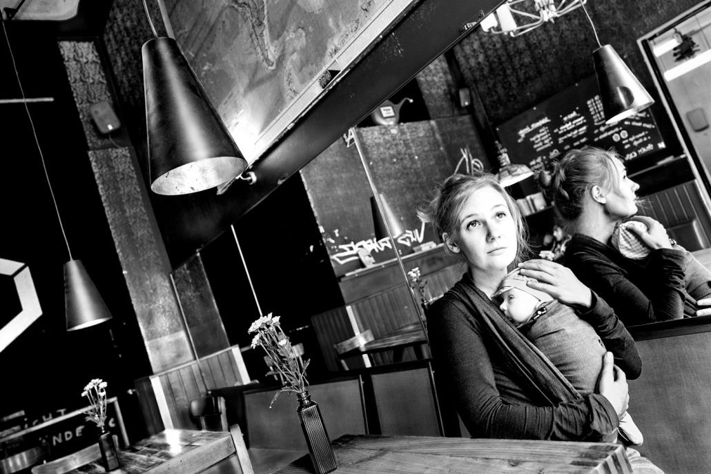 Blog Entropy, Barbara Rieger, Johanna Rieger, Alain Barbero, Café Wirr, Café, Wien, Vienne