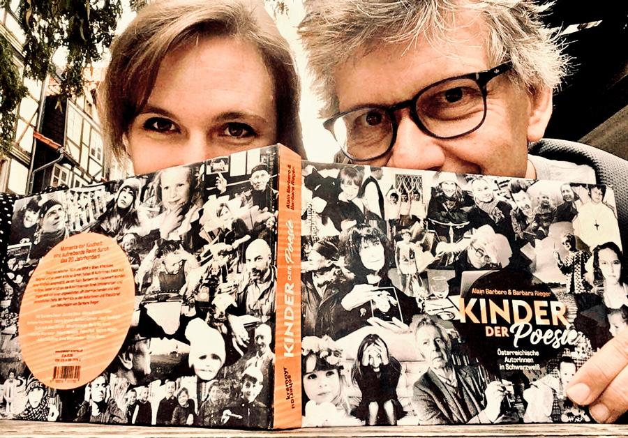 Kinder der Poesie, Alain Barbero, Barbara Rieger