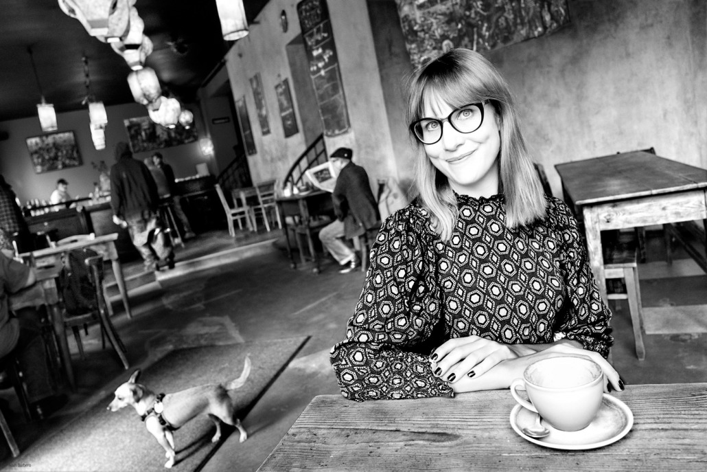 Blog Entropy, Barbara Rieger, Alain Barbero, Jana Volkmann, Bateau Ivre, Café, Berlin