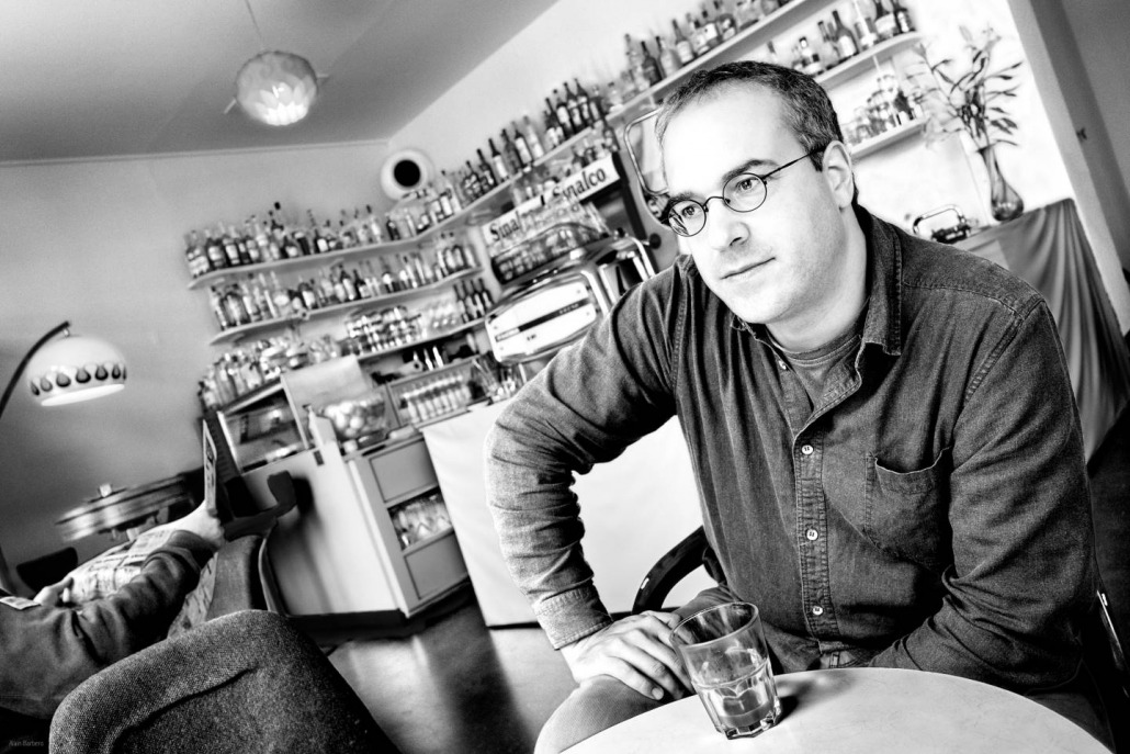 Blog Entropy, Barbara Rieger, Alain Barbero, Patrick Wilden, Combo Café, Dresde, Dresden
