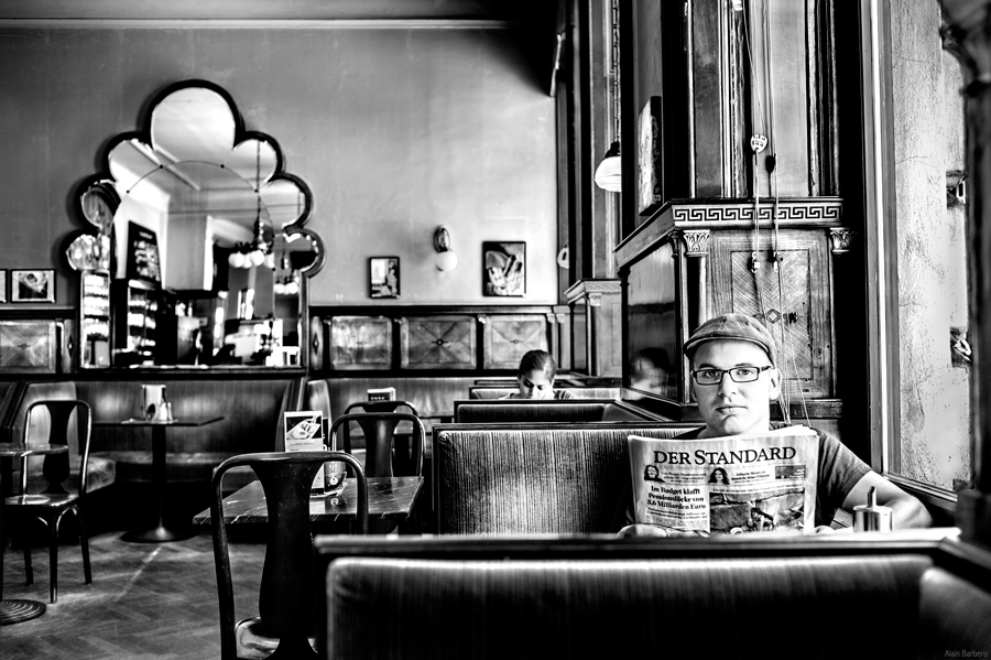 Blog, Wien, Vienne, Café Entropy, Kaffeehaus, Café Goldegg, Cafés viennois, Barbara Rieger, Alain Barbero